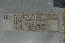 Henry Troy Farthing, Sr