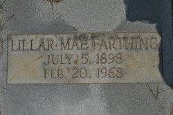 Lillar Mae <I>Harbuck</I> Farthing