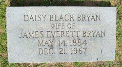 Daisy <I>Black</I> Bryan