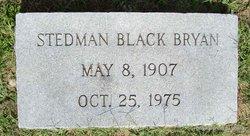 Stedman Black Bryan