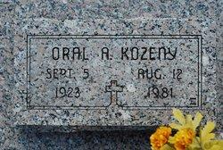 Oral A. Kozeny