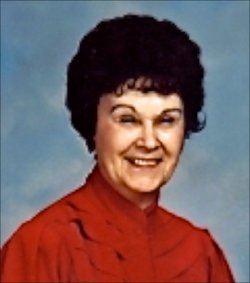 Lillian Florene <I>Simmons</I> Tate