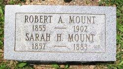Sarah <I>Hammelman</I> Mount
