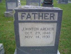 James Winton Archer