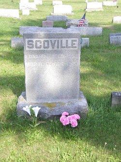 Edward H Scoville