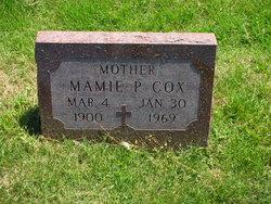 Mamie Pearl <I>Echols</I> Cox