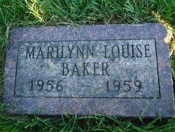 Marilynn Louise Baker