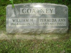 Zerelda Ann <I>Lundy</I> Coatney