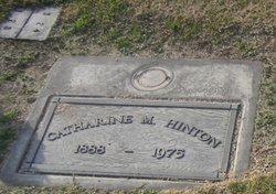 Catherine L <I>McAlpine</I> Hinton