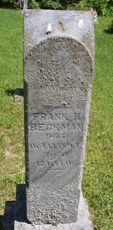 Frank H. Beckman