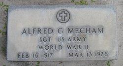Alfred G Mecham