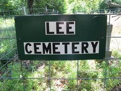 Lee Family Cemetery Webbers Falls