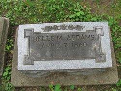 Belle M. <I>Landon</I> Addams