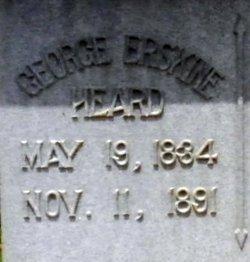 George Erskine Heard