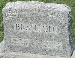 Ida Mae <I>Phelps</I> Branson