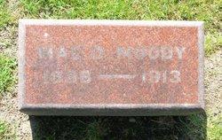 Mae D. <I>Plowman</I> Moody