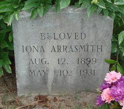 Iona <I>Christopher</I> Arrasmith
