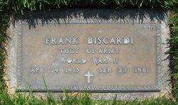Frank Biscardi