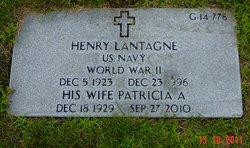 Henry Lantagne