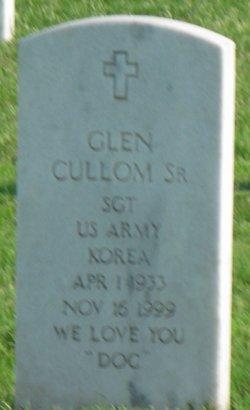 Glen Cullom, Sr