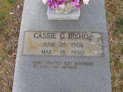 Cassie <I>Golden</I> Bishop