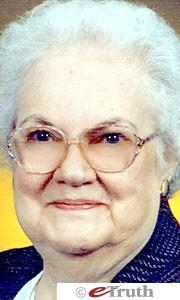 Ida A. <I>Smeltzer</I> Blessing