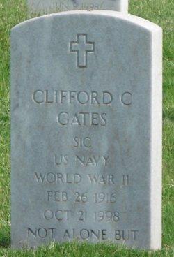 Clifford Clayton Gates