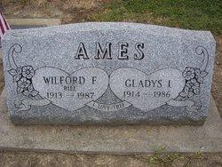 """Wilford F. """"Bill"""" Ames"""