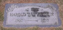 "Rollie Harold ""Pat"" Arthur"