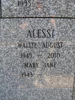Wallie August Alessi