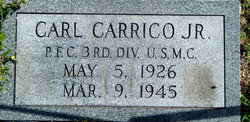 Carl Carrico, Jr