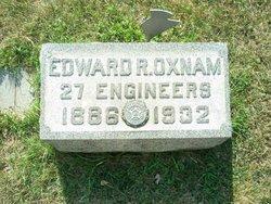 Edward Roderick Oxnam