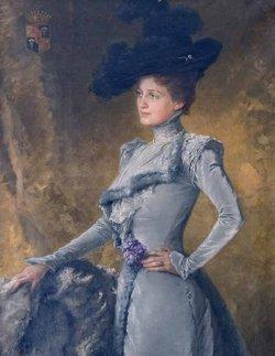 """Helena Holbrook """"Ella"""" <I>Walker</I> Principessa della Torre e Tasso"""