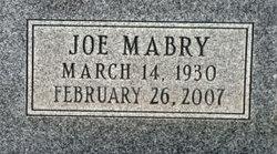 Joe Mabry Robertson