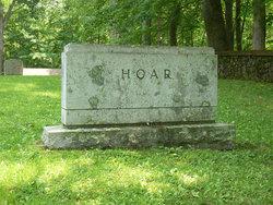 Frances W. <I>Tufts</I> Hoar