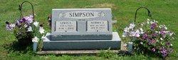 Norma Jean <I>Rittenour</I> Simpson