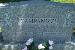 Elizabeth Fredericka <I>Persons</I> Campanizzi