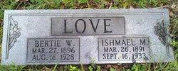 Ishmael Mansfield Love, Sr