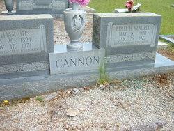 Ethel H <I>Hendrix</I> Cannon