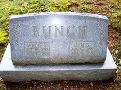 Virgie <I>(Toney)</I> Bunch