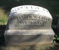 Elizabeth W Logan
