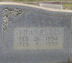 Ida Bell <I>Aaron</I> Fant