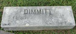 Hallie <I>Renaker</I> Dimmitt