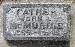 John Chitly McMurdie