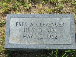 Fred A Clevenger