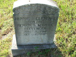 Jonnie Clevenger