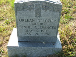 Orlean <I>Delozier</I> Clevenger