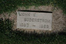 John Emanuel Soderstrom
