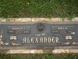 Herbert C. Alexander