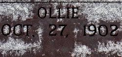 Ollie Mae <I>Brandenburg</I> Pittman